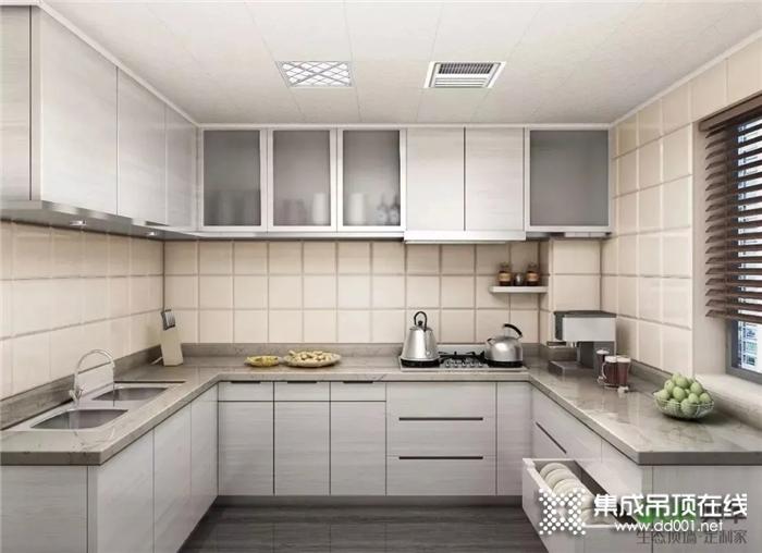夏季厨房似蒸笼怎么办?赶紧为厨房安装一台奥华净离子风扇,让你远离夏季闷热