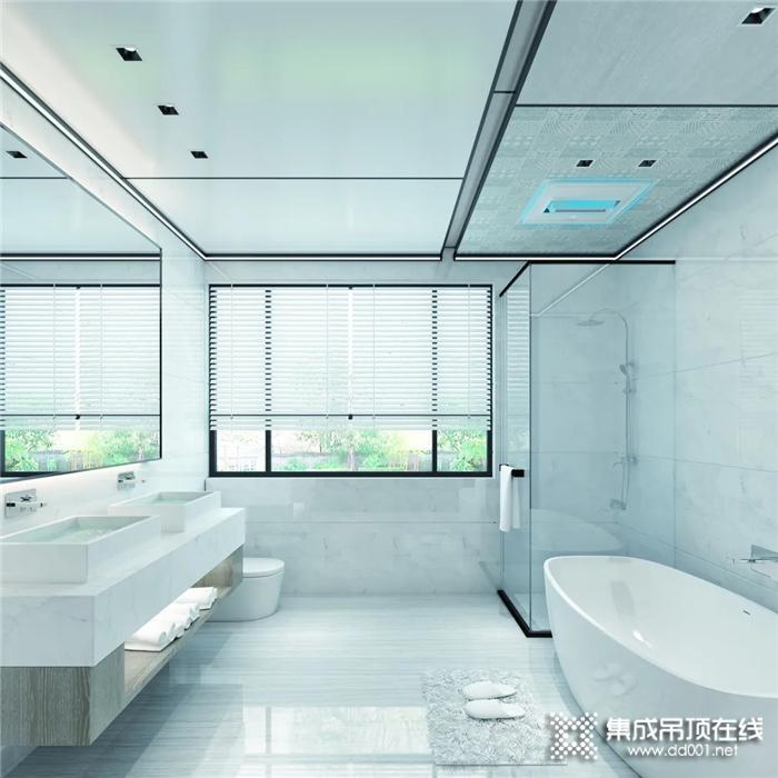 奥华御尊1号·浴室暖空调能语音控制简直太爽啦,提升家居品质生活