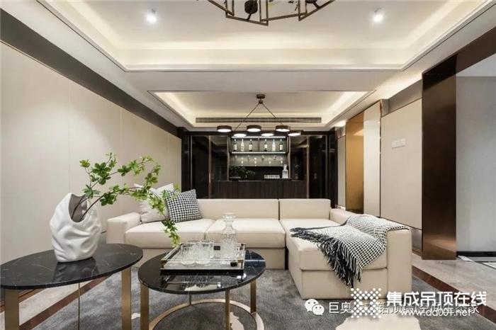 巨奥顶墙让生活与空间完美融合,打造温馨家居空间