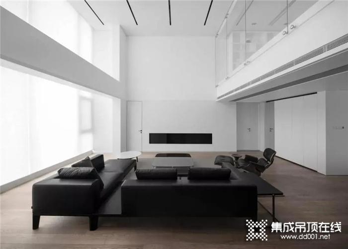 云时代的黑白灰潮流来袭,将黑白灰完美融合,让你的空间与众不同!