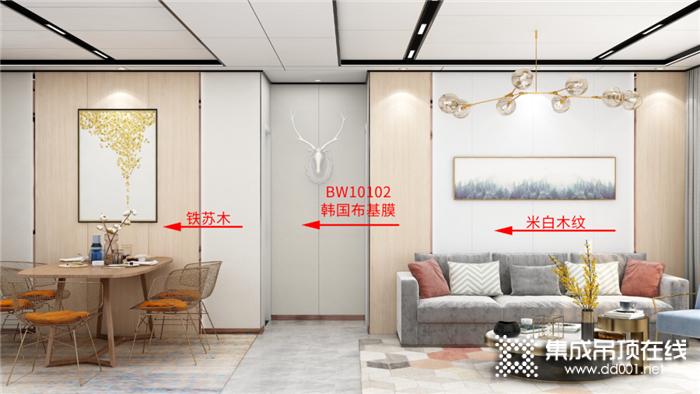 世纪豪门优秀设计方案:北欧暖色系私宅,清新色系的浪漫