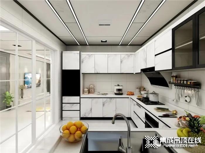 厨房吊顶除了集成吊顶,还有其他选择吗?