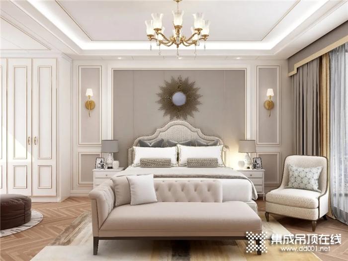 奥华为你打造的卧室空间,给你自然幸福的舒适感,彻底放松你的身体