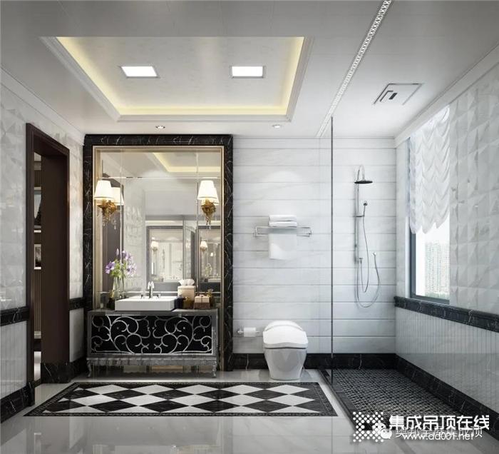 奥邦打造的浴室,让你尽情享受沐浴的乐趣,让沐浴变成一种享受