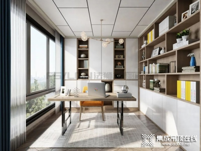 法狮龙客厅吊顶图片 现代简约风格装修效果图