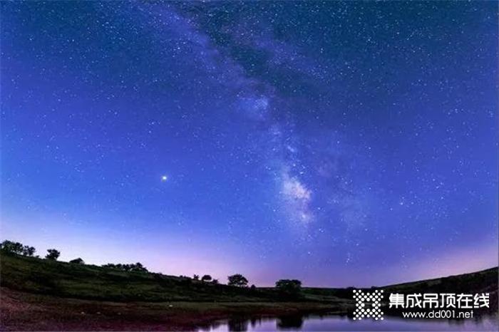 七夕,欧斯迪愿每一个仰望星辰的人都可以拥有幸福