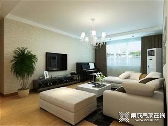 家装选择品格集成吊顶,无限度提升家装品味