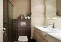 卫生间装修有4个奇葩事一定要避免,很多人装修错了后悔不已