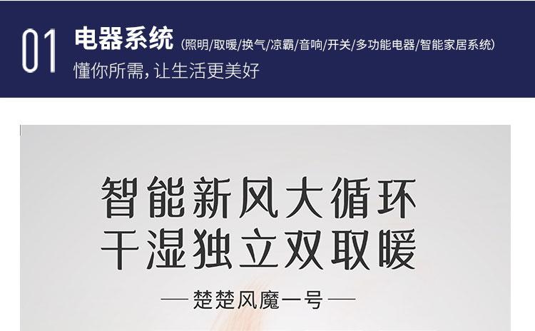 楚楚顶墙招商海报_13