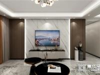 奥华设计的107㎡两室一厅 纯粹简约 驾驭自由生活!