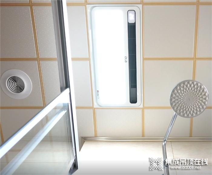 德莱宝涡轮增压浴室暖空调用户回访:有了它宝宝洗澡不感冒