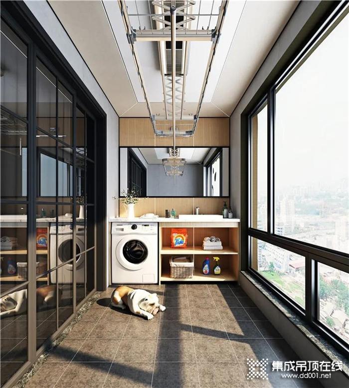你的阳台是生活,海创打造的阳台是多功能第二客厅