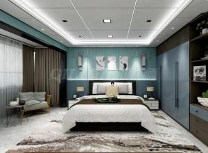 奇力蜂窝大板图片,卧室大板吊顶装修效果图