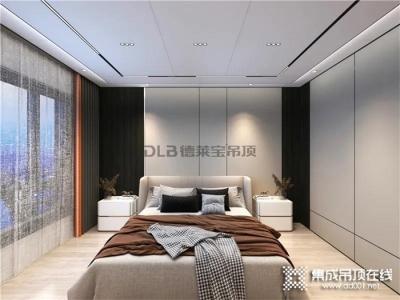 江苏扬中喜签30W别墅全屋大板,德莱宝吊顶高端设计大揭晓!